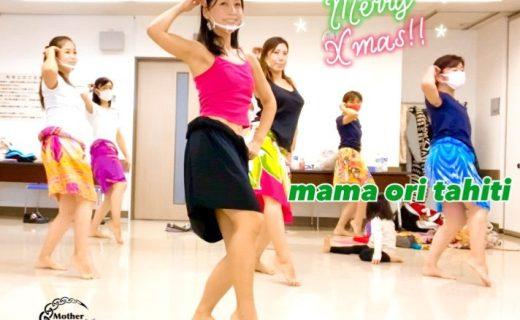 o0712057114871336123 1 - サンタミッションの前に踊るママたち