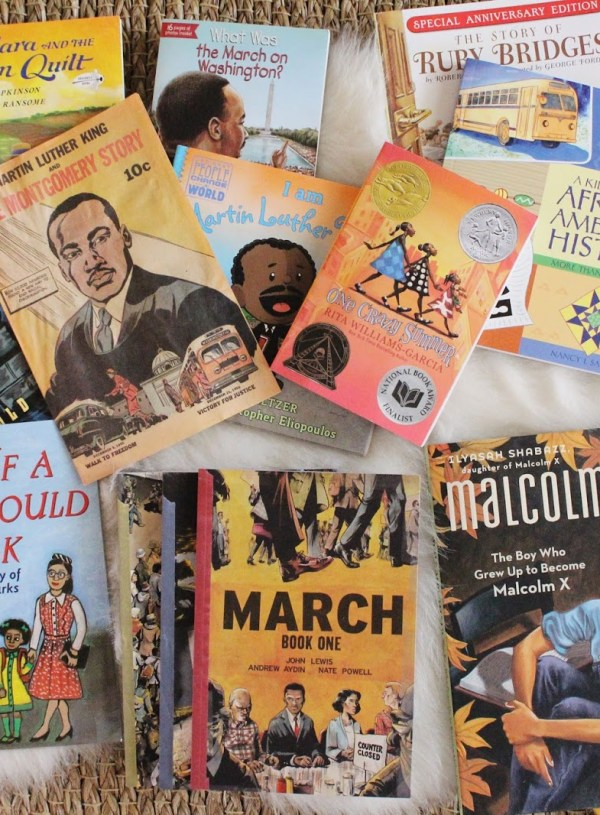 Our favorite books for Black History Month!