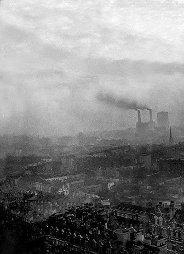 Skyline London 1953