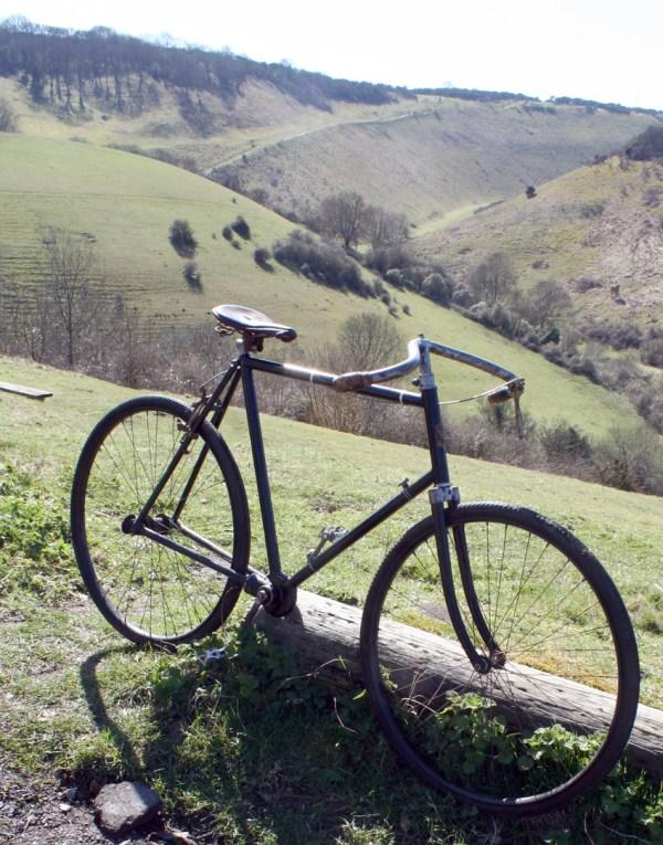 bicyclette sans chaine