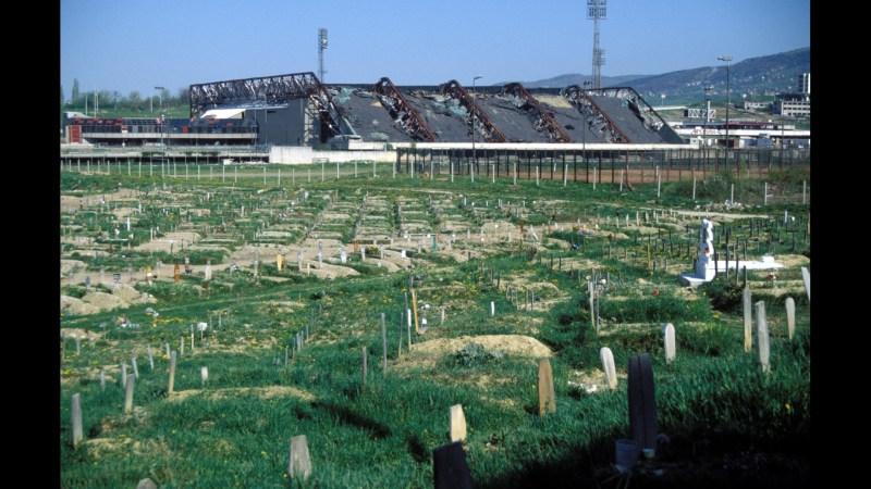 Sports Complex_Sarajevo_zerstört