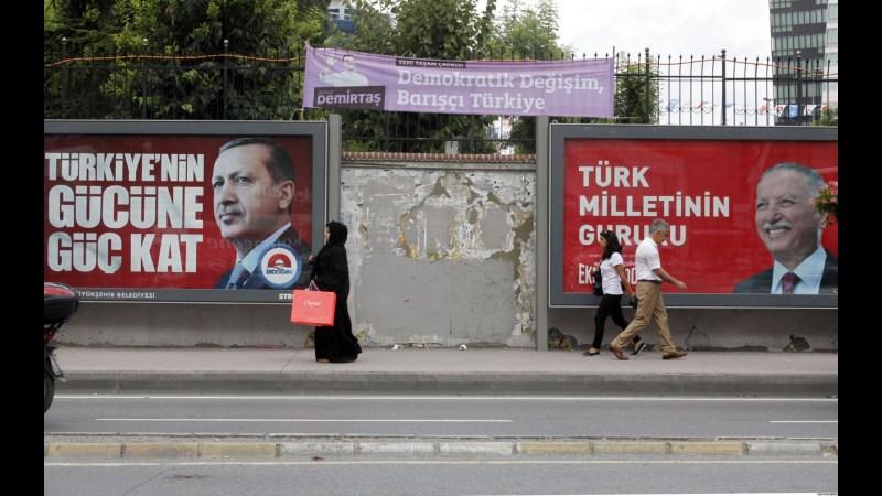 Der Weg zur Autokratie in der Türkei ist nicht mehr weit.