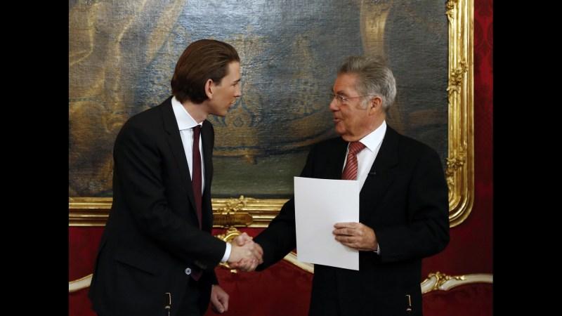 Sebastian Kurz gewinnt die Nationalratswahl.