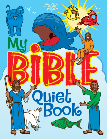 Printable Bible Quiet Book