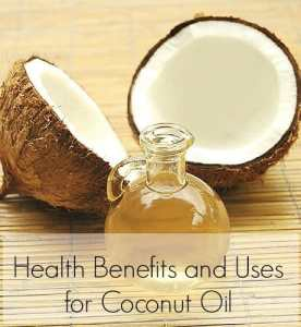 Homemade Shave Scrub and the Benefits of Coconut Oil