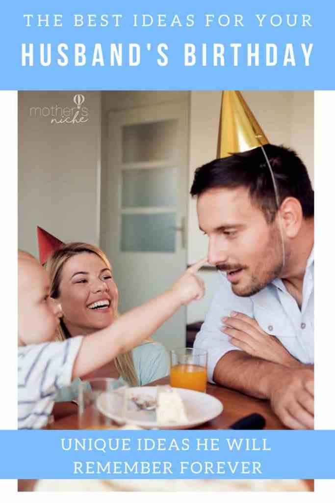 Lots of fun & creative Birthday Ideas For Husband