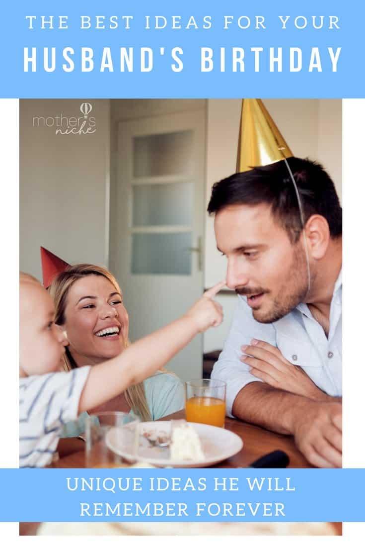 Lots Of Fun U0026 Creative Birthday Ideas For Husband