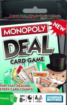 games for families: Monopoly Deal