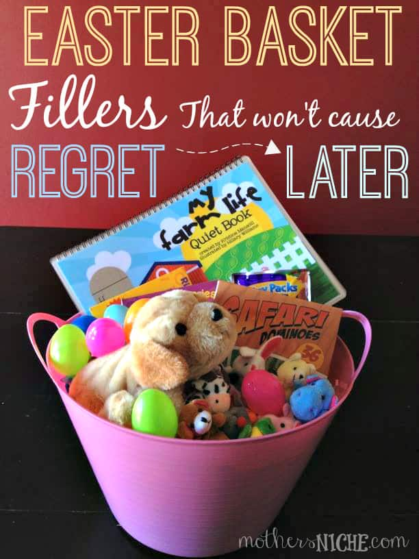 Easter basket fillers ideas for toys that actually last dont waste your money on cheap and seasonal easter basket fillers that will only negle Image collections