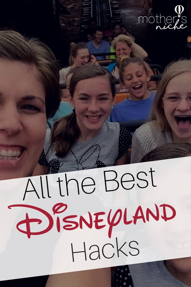 Disneyland Hacks Tips and Tricks For a thrifty and fun trip to Disneyland