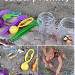 Yay! A fun activity that can be used Indoor OR Outdoor, I love all the variations for using this activity!