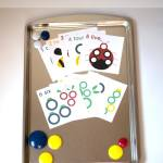 Learning Magnetic Printables