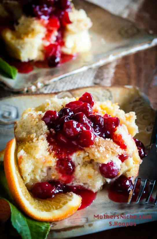 French Toast Casserole by Mother's Niche