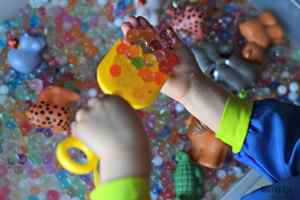 Fun things to do with water beads