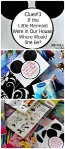 Disney Scavenger Hunt Printable