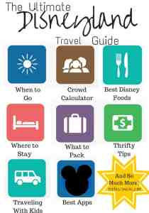 The Ultimate Disneyland Planning Guide