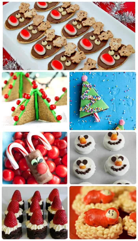 Kids Christmas Treats & Crafts