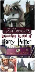 Universal Studios Orlando: A Harry Potter Experience