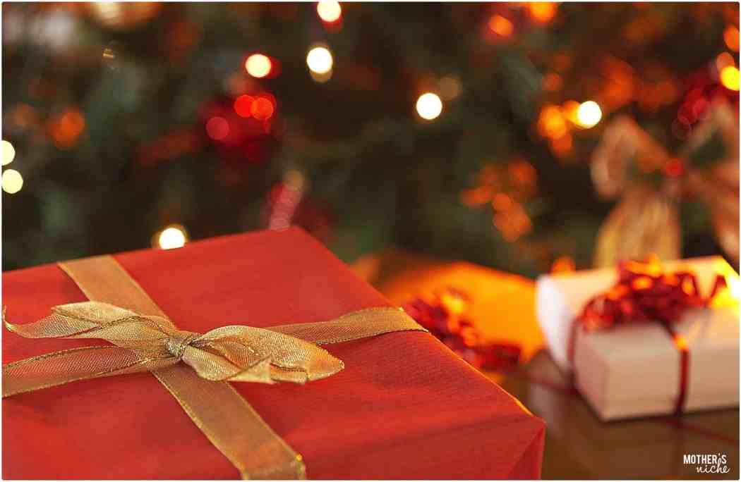 Wrapped Christmas Books