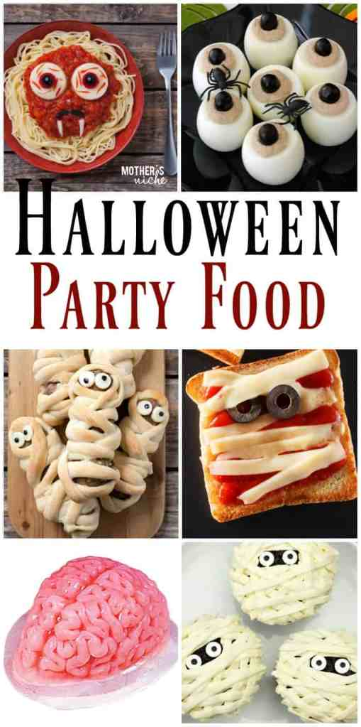 Halloween Dinner & Food