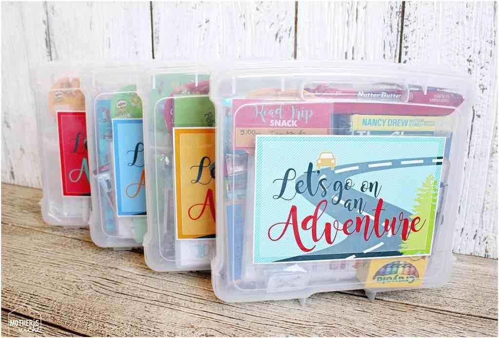 Travel Kit + Free Printables