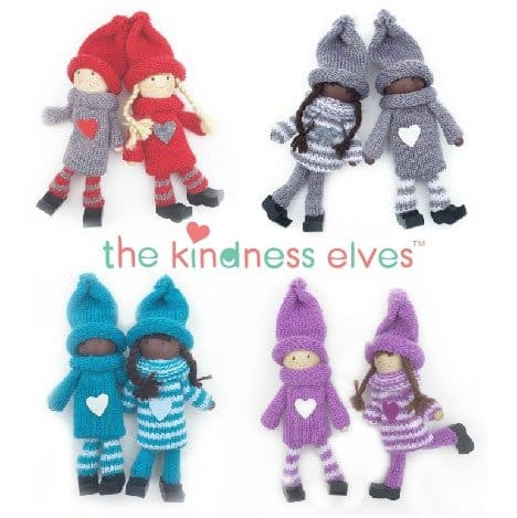 kindness-elves: A memorable way to celebrate Christmas this year