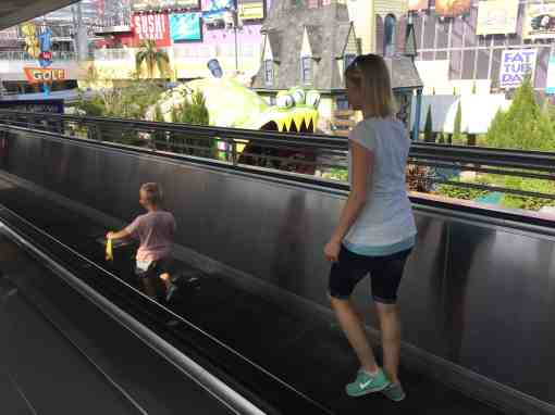 Moving Sidewalk Universal Orlando Resort