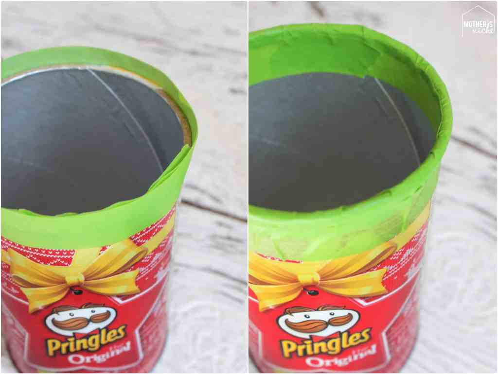 MAKE AN ART CART! Pringles can make-over