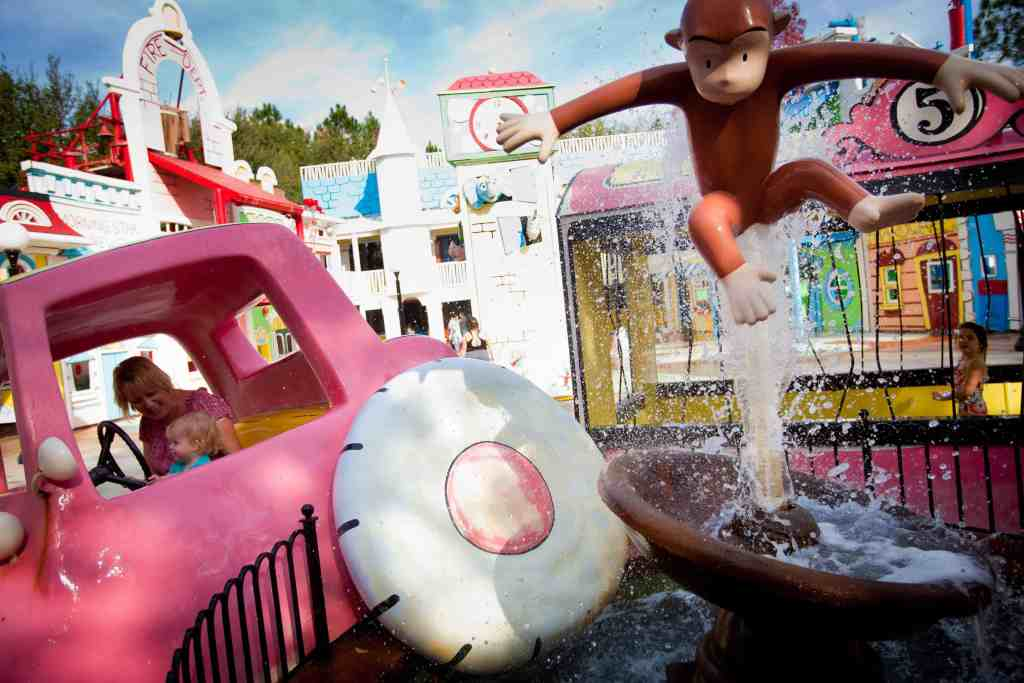 Curious George - Universal Studios Resort