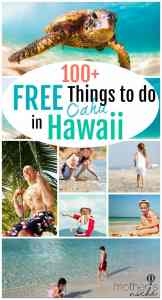 Best of Oahu: 103 Free Things to Do in Oahu Hawaii