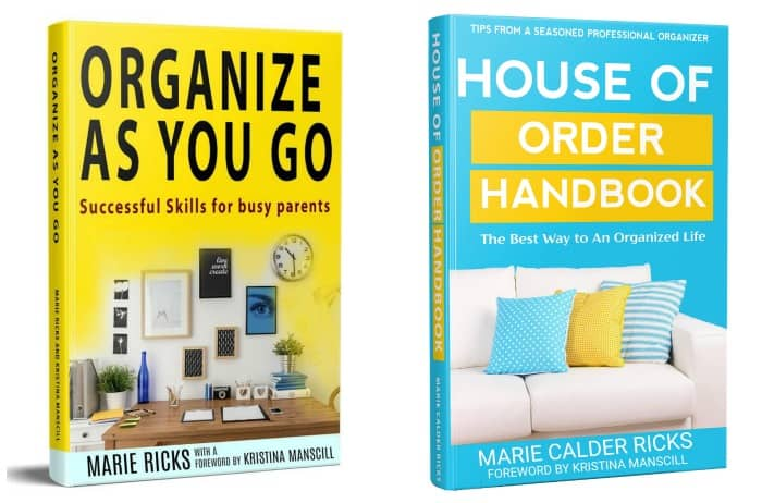 The best ebooks on home organization