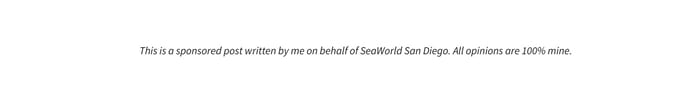 SeaWorld Tips