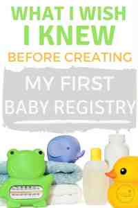 5 Perks That Came With My Amazon Baby Registry