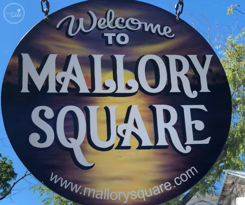 Things to do in Key West with kids: Mallory Square Sunset Celebration