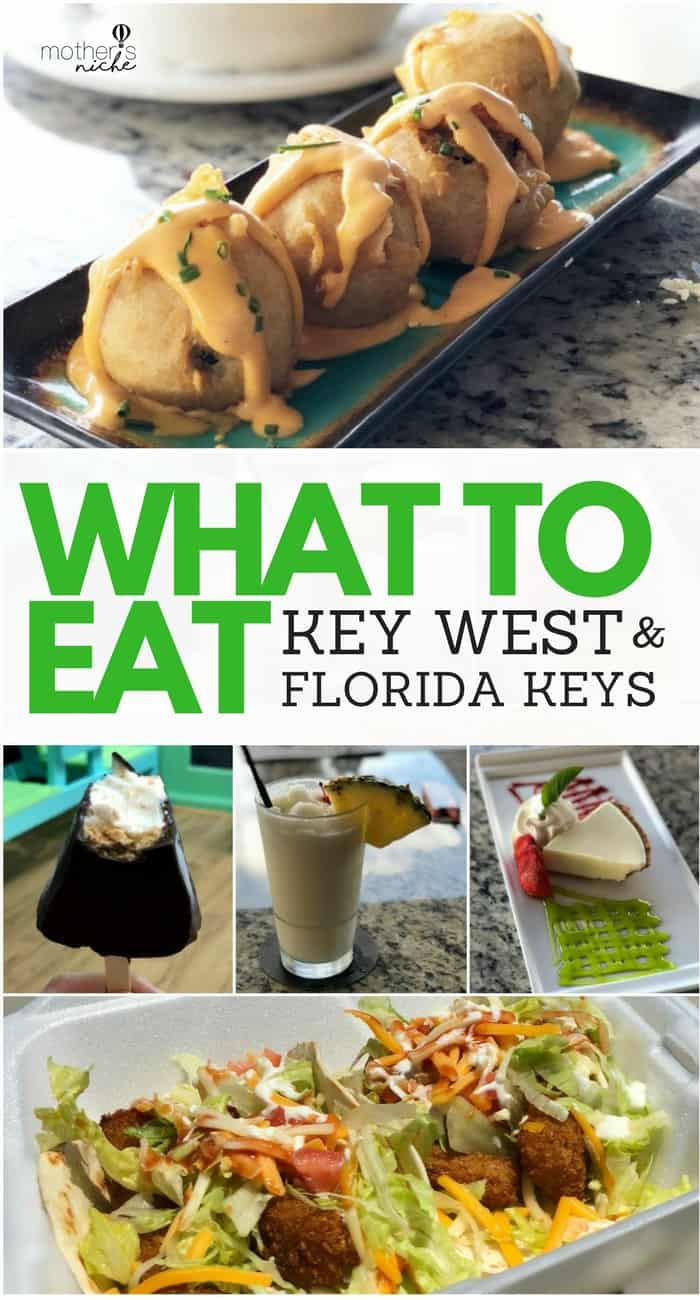 All the best foods to eat in Key West and the Florida Keys