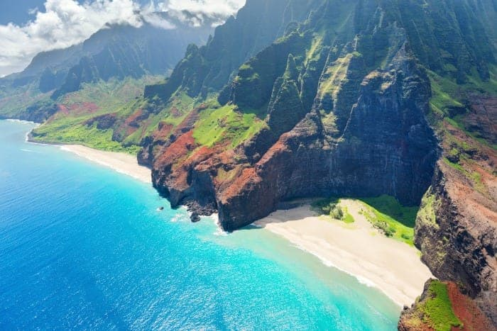 Comparison of the different Hawaiian Islands: Hawaii Island Names, Which are the best Hawaiian Islands to Visit, etc.