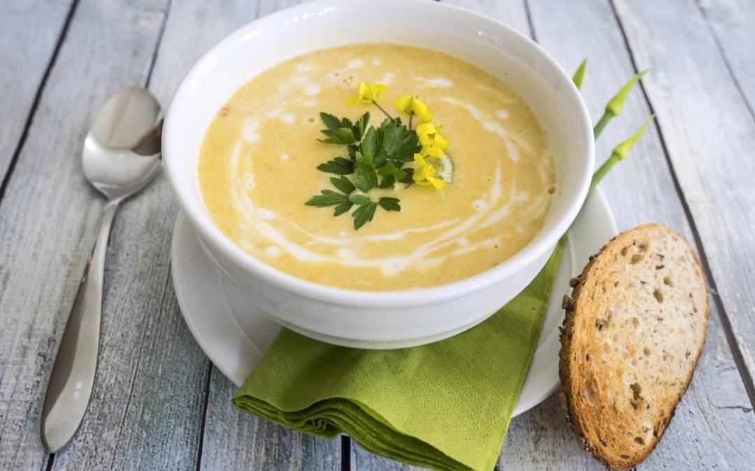 Squash soup (Vegan, Vegetarian)