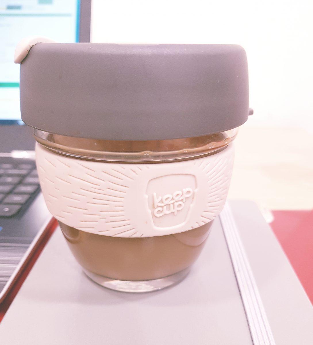 KeepCup reusable cup