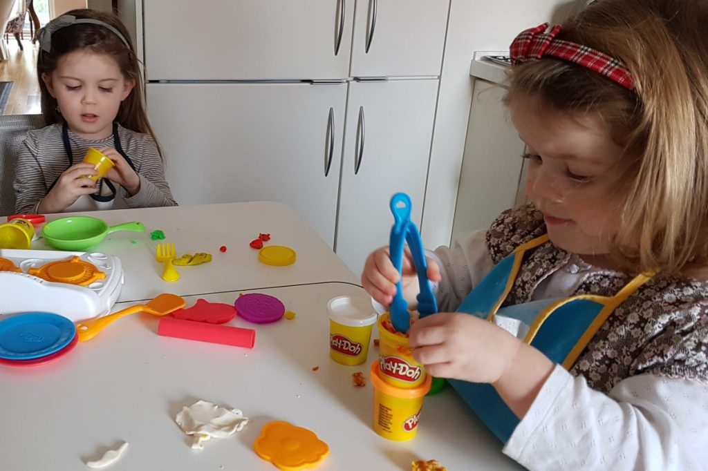 playdough kitchen
