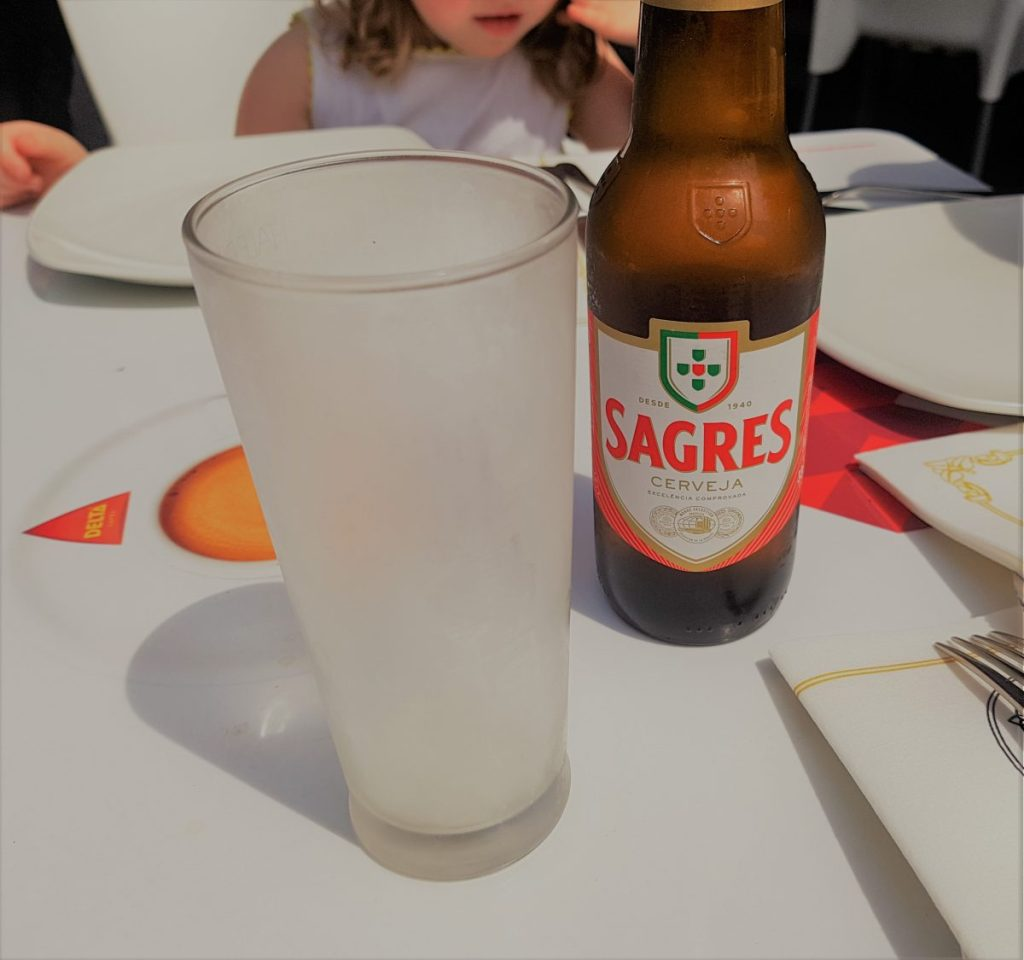 portugal sagres beer cerveja world cup