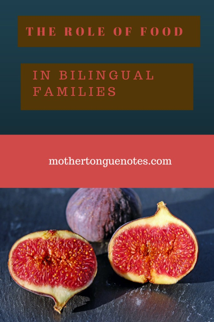 the role of food in bilingual families