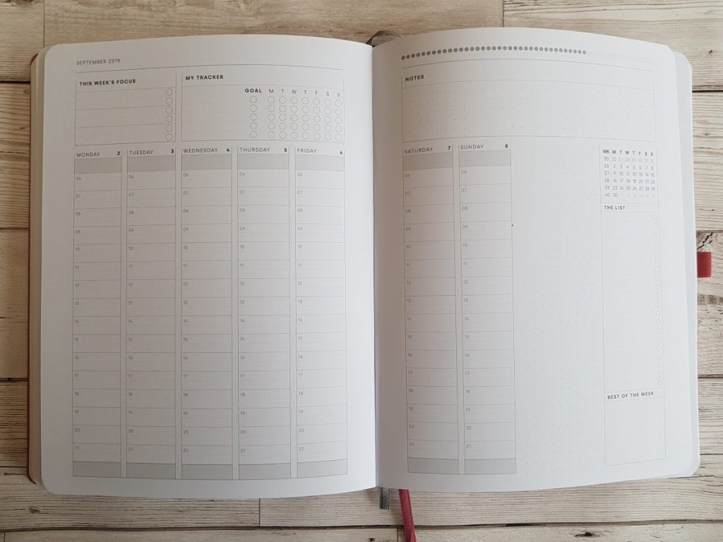 circle planner get organised this year in 2019