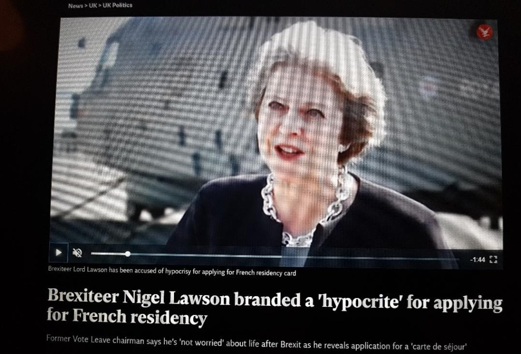 Nigel lawson french