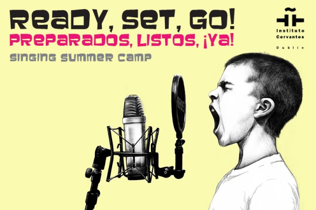 READY, SET, GO!   PREPARADOS, LISTOS, ¡YA!