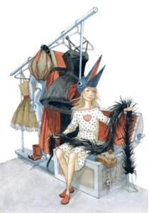 ballet custum design