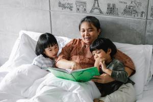 Engaging children with literature in their home language