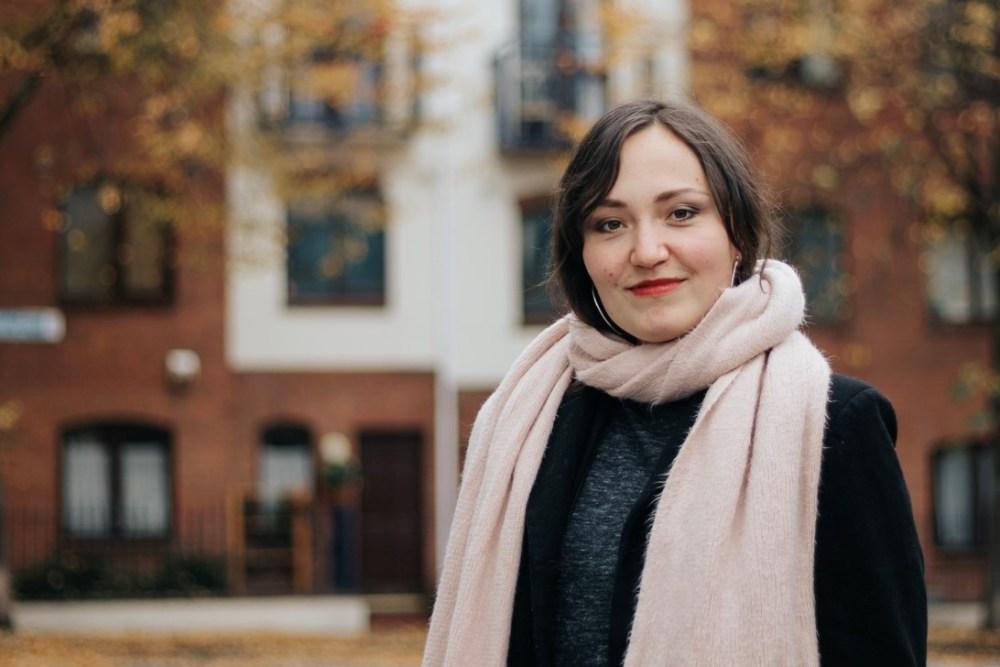 Aleka Potinga for the See Through Café - Mother Tongues Festival