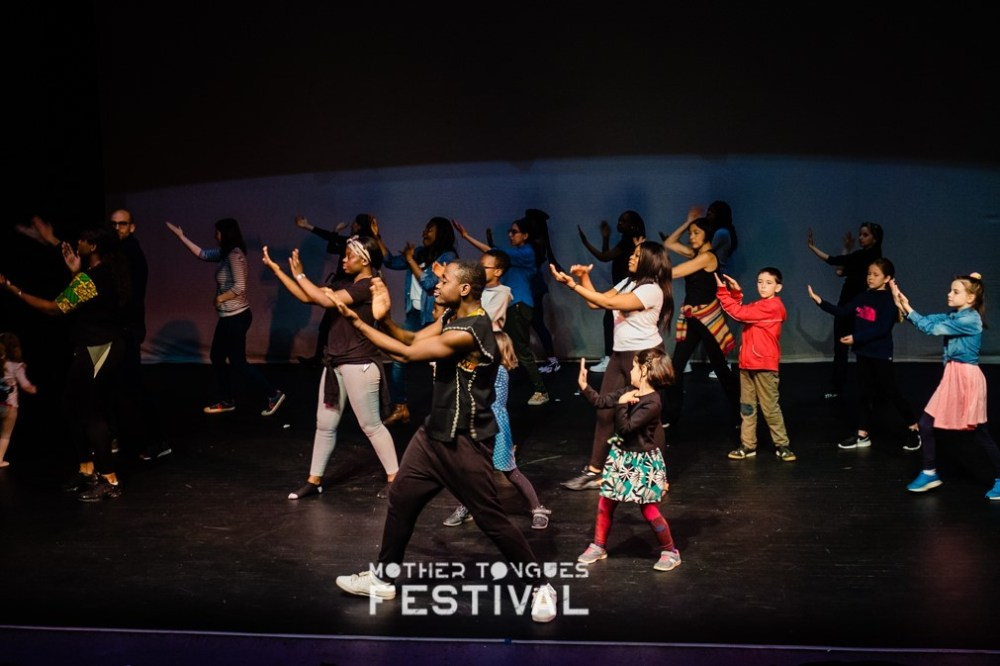 Distinct Afro. Mother Tongues Festival 2020. 22-23 February, Tallaght, Dublin.