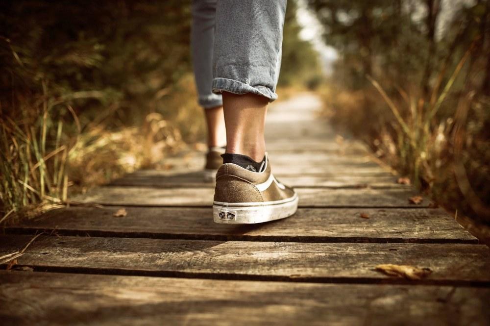 walk a while