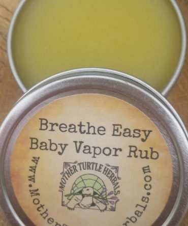 Breathe Easy Baby Vapor Rub